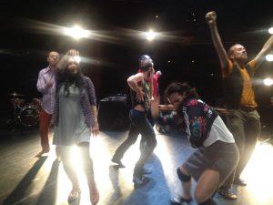 I Ciclo de Teatro Lavapiés a escena